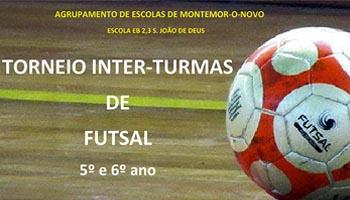Torneio Inter Turmas de Futsal – 2º Ciclo